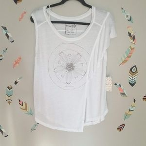 Free People We The Free Les Etoiles Top Sz S NWT